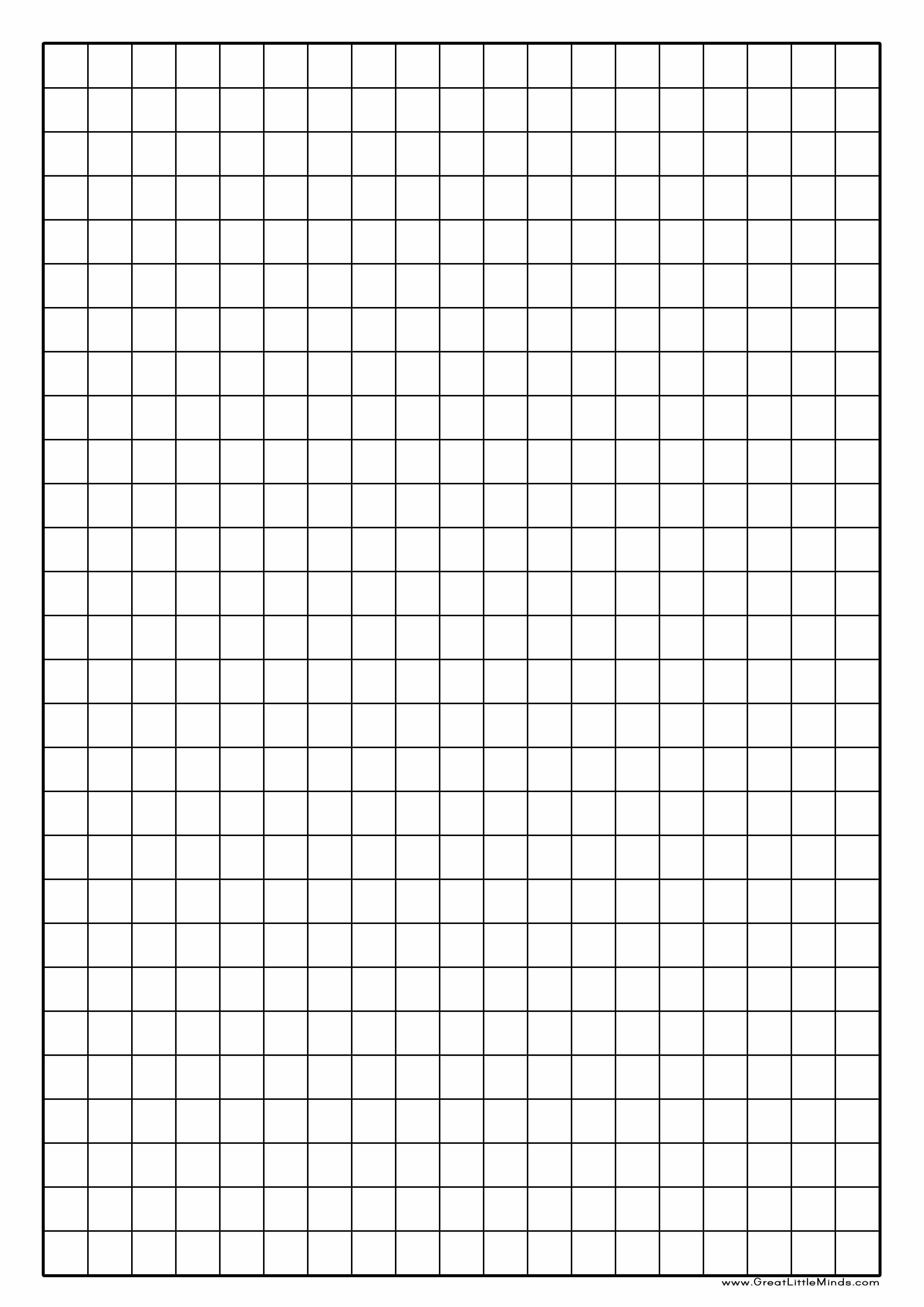 Graph Paper Template New Free Printable Graph Paper