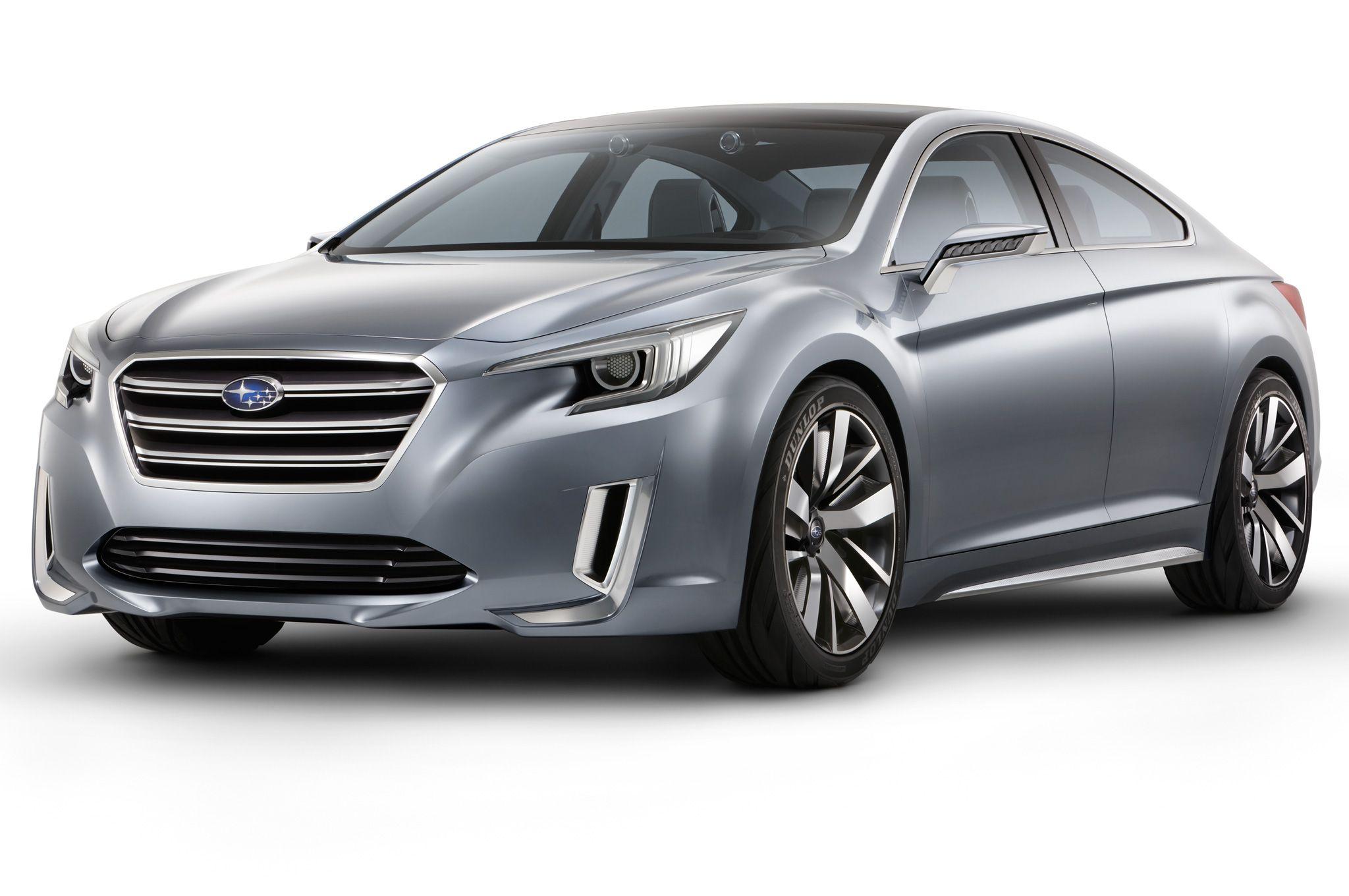 Subaru Dealers In Maine >> 2015 Subaru Legacy Concept To Debut At La Auto Show Subaru