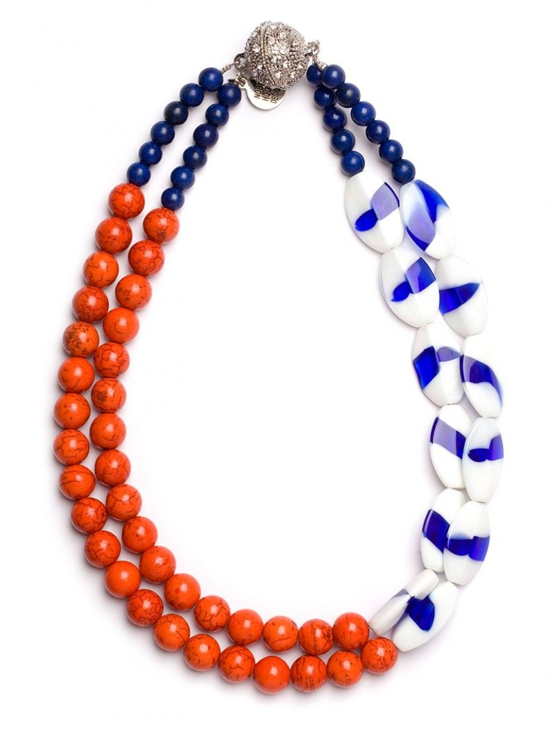 Love this Hybrid Sailor Collar Necklace from BaubleBar!