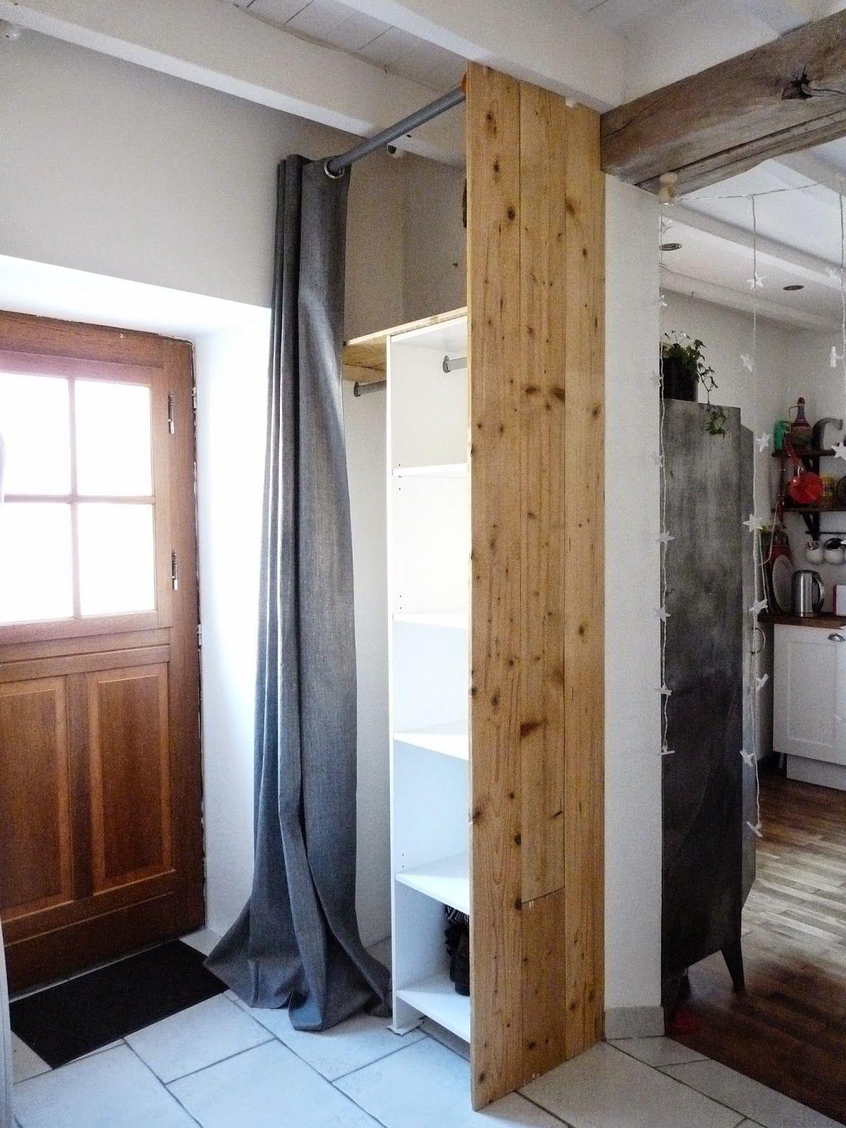 rue rivoirette une penderie dans mon entr e id e d co. Black Bedroom Furniture Sets. Home Design Ideas