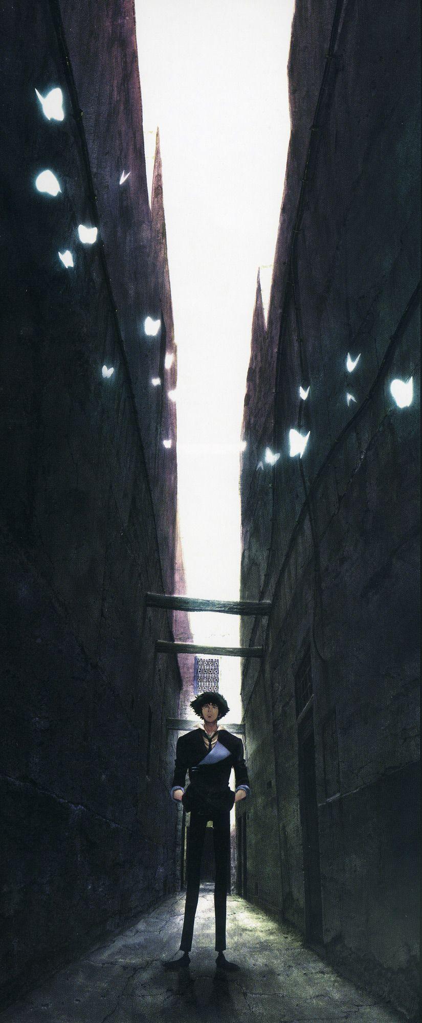 Cowboy Bebop Minitokyo Scans Gallery Cowboy bebop, Anime