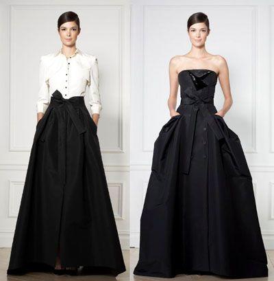 Carolina herrera vestidos de fiesta 2013