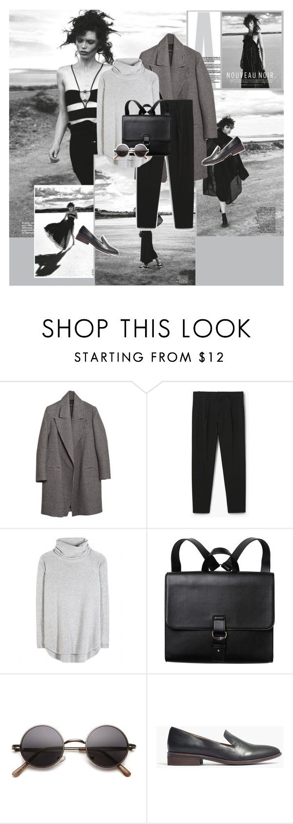 """"""".."""" by margarita-m-a ❤ liked on Polyvore featuring MANGO, Chloé, Monki and Madewell"""