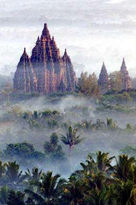 Nama Candi Di Indonesia : candi, indonesia, Prambanan, Temple, Ideas, Temple,, Indonesia,, Hindu