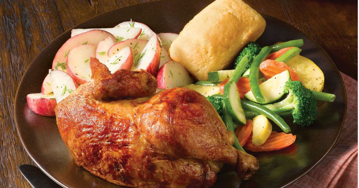Buy One Meal, Get One Free at Boston Market! in 2020