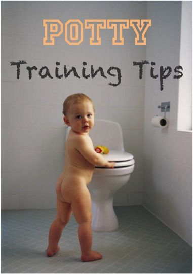 Potty Training Tips and Tricks!