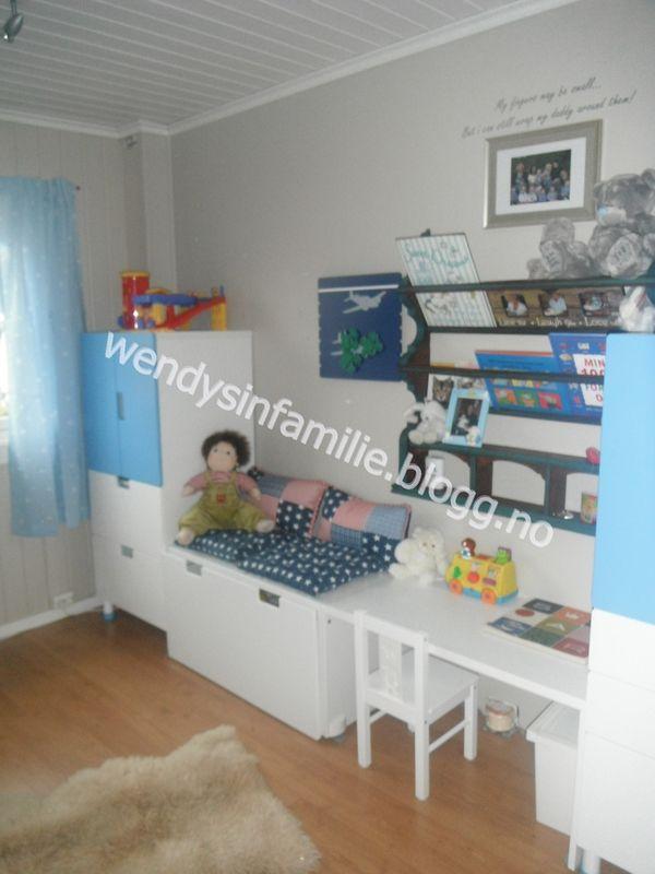 Childrens room furniture.