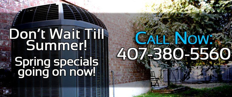 Air Conditioning Repair Orlando Heating and air