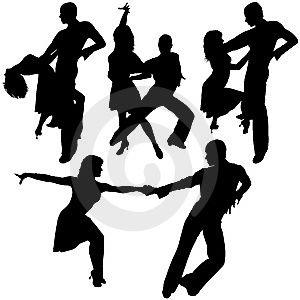 Take a latin dance class with David