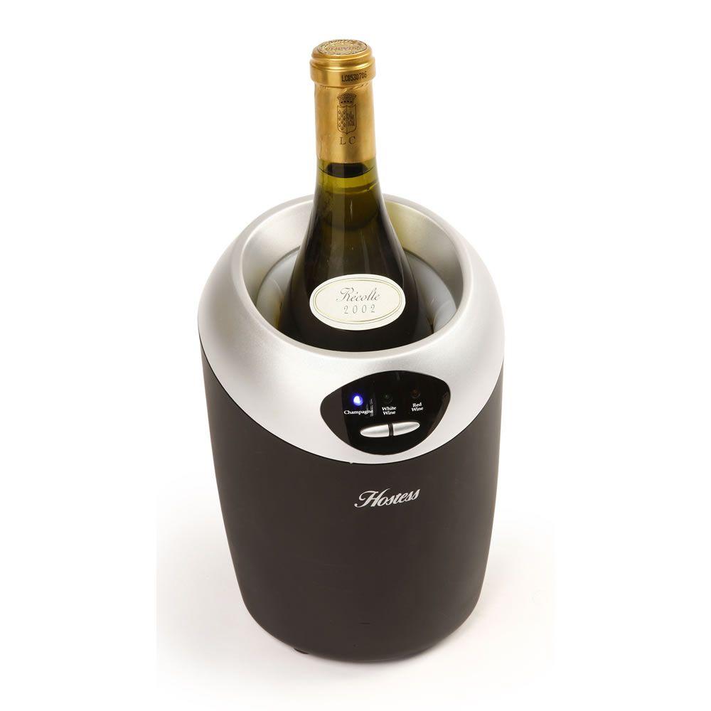 Hostess Single Bottle Wine Chiller HW01MA | Wilko | Kitchen ...
