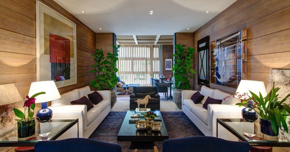 1000+ images about Salas de estar e salas de tv on Pinterest ...