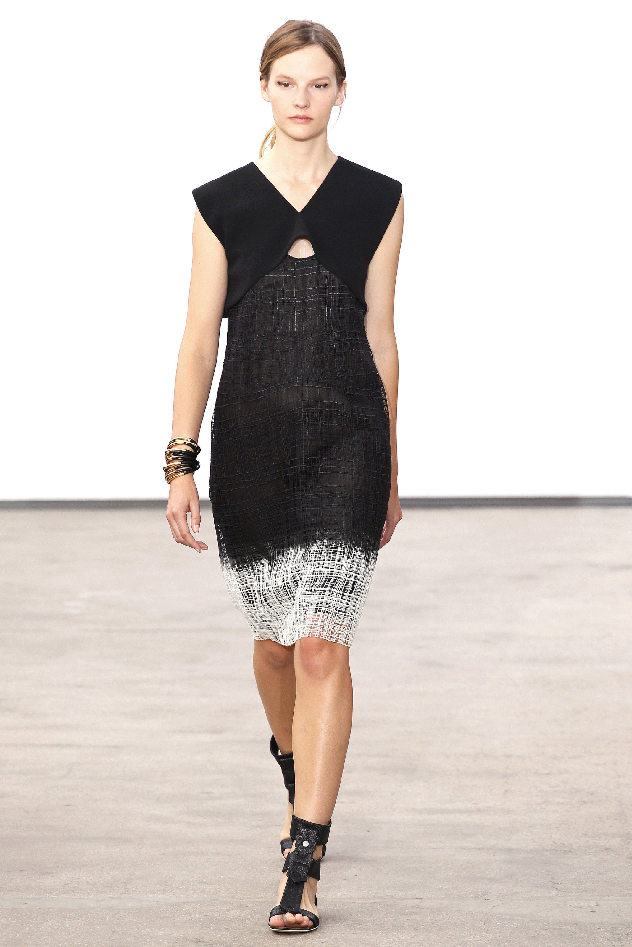 Sfilata Derek Lam New York - Collezioni Primavera Estate 2014 - #Vogue #ss2014 #nyfw #DerekLam