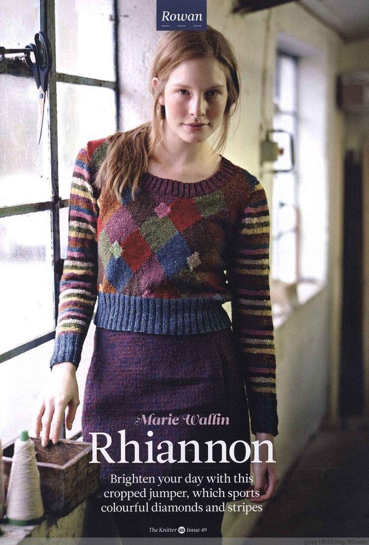 The Knitter №49 2012 - 沫羽 - 沫羽编织后花园