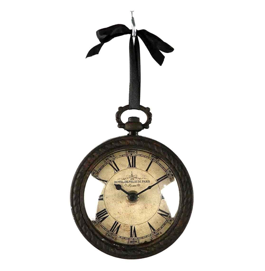 clock groupings Vintage Round Pocket Watch Wall Clock ideas