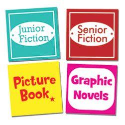 Fiction Spine Labels Spine Labels Labels Library Signage