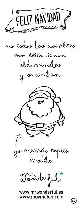 Mr Wonderful Frases Frases Divertidas Navidad Frases