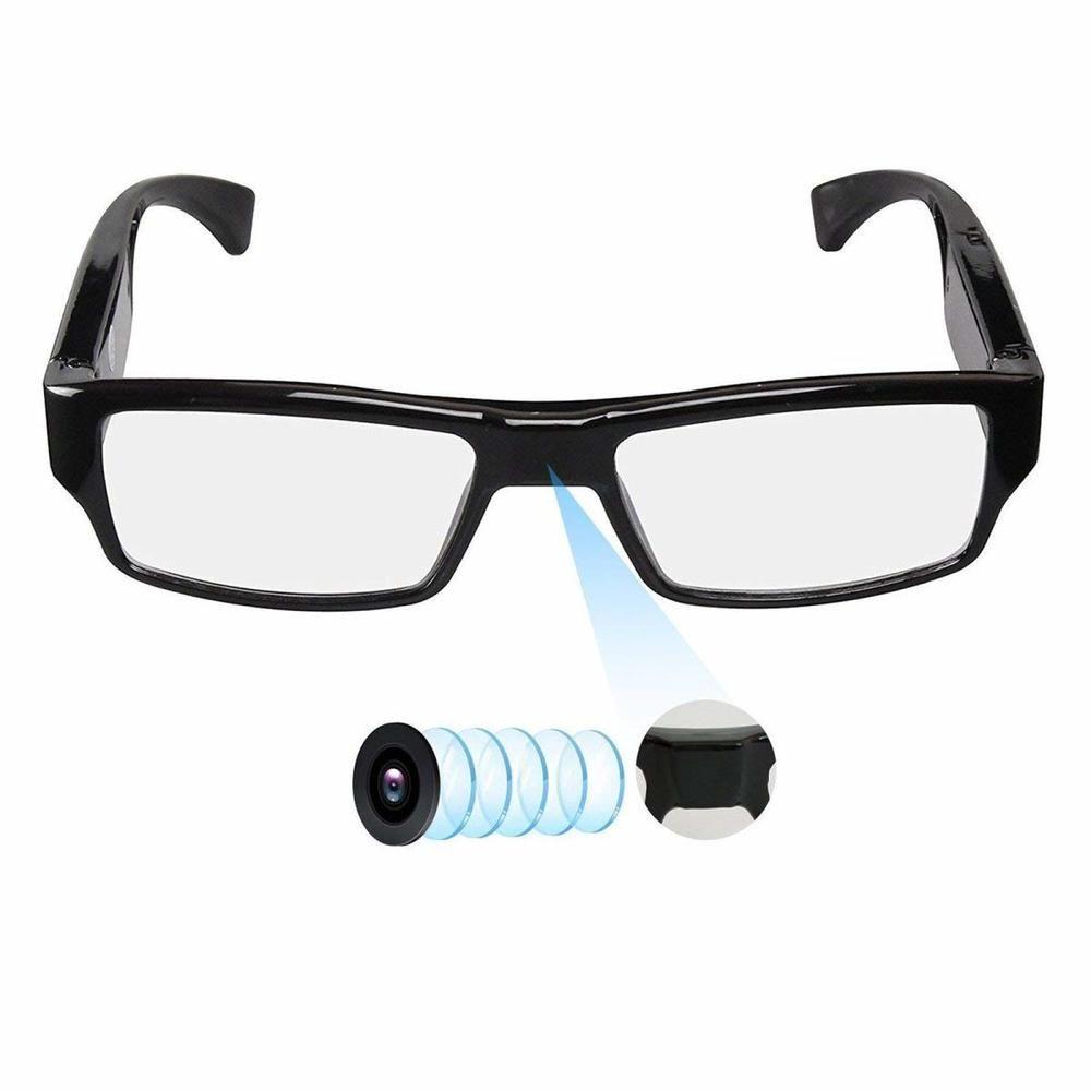 ef5e1ba9931e Spy Hidden Camera Glasses -Video Support Up to 32GB TF Card 1080P Video- BLACK (eBay Link)