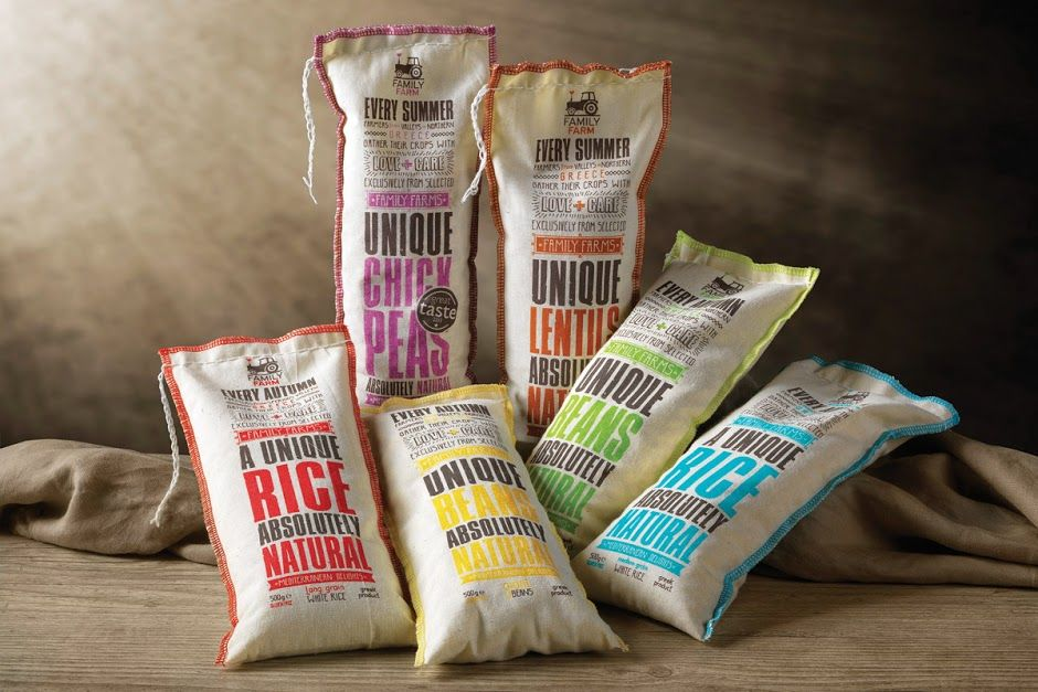 Family Farm on Packaging of the World - Creative Package Design Gallery