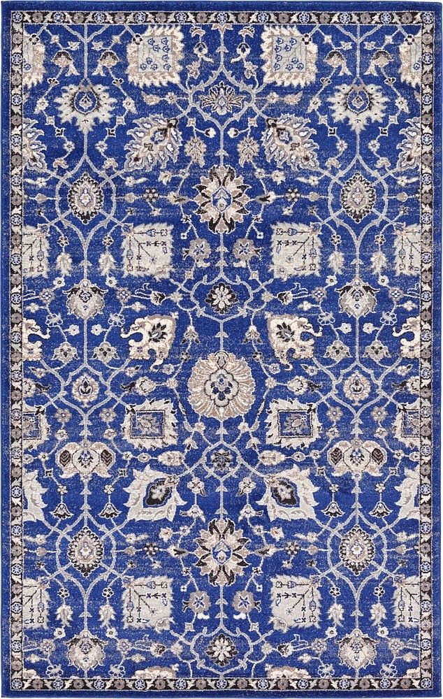 Drumsill Blue Area Rug