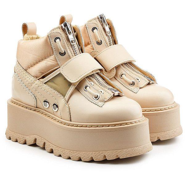 FENTY Puma by Rihanna Strapped Platform Sneakers (€359