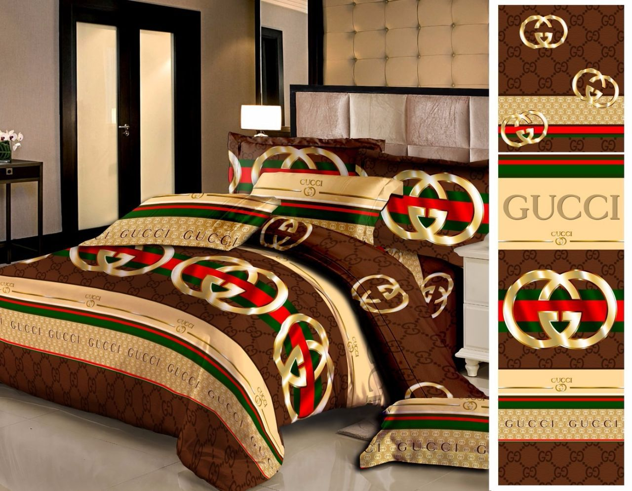 Image result for bed gucci | Kavemanish! | Pinterest | Dormitorio y ...