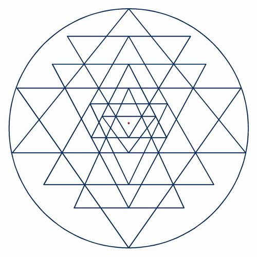 Sri Yantra Definition Sacred Geometry Symbols Sacred Geometry