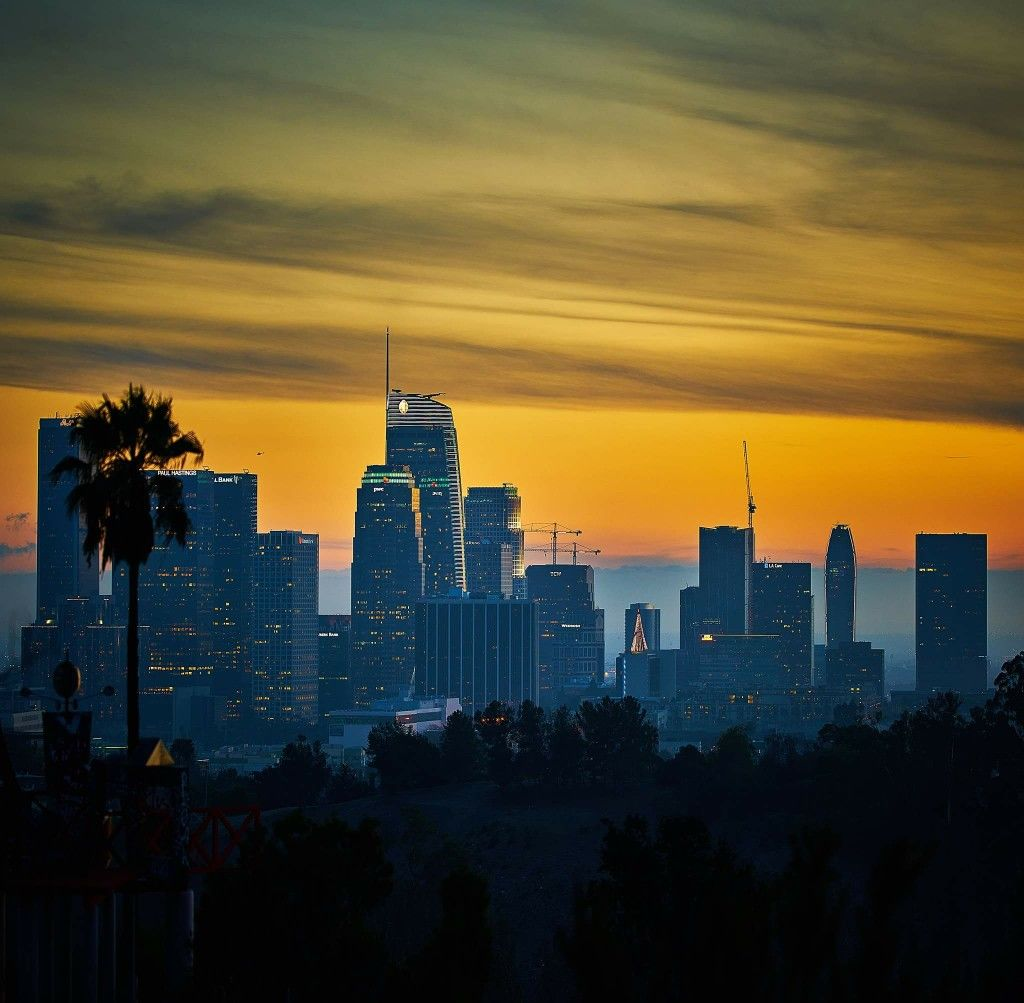 World Beautifull Places: Los Angeles Awesome City Of