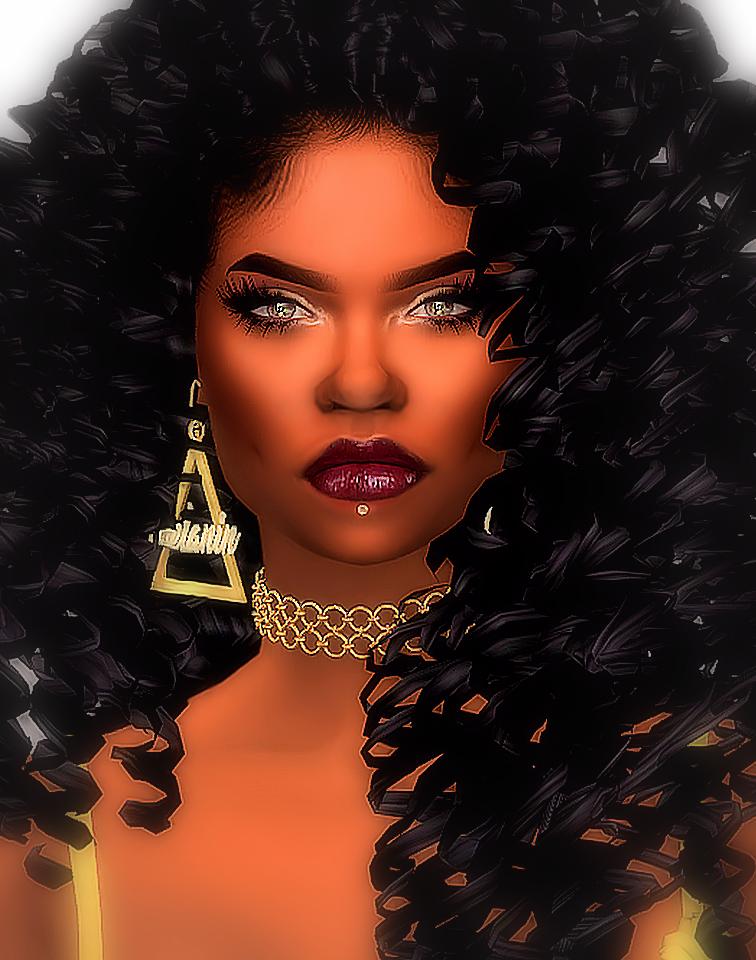 Sellasusims4 The Sims 4 Create A Sim Happy Anniversary The Black Simmer Kijiko Sims Catplnt Sl Xmiramira Sims 4 Afro Hair Sims Hair Sims 4 Black Hair