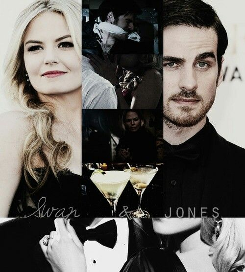 Hook & Emma #OUAT ❤