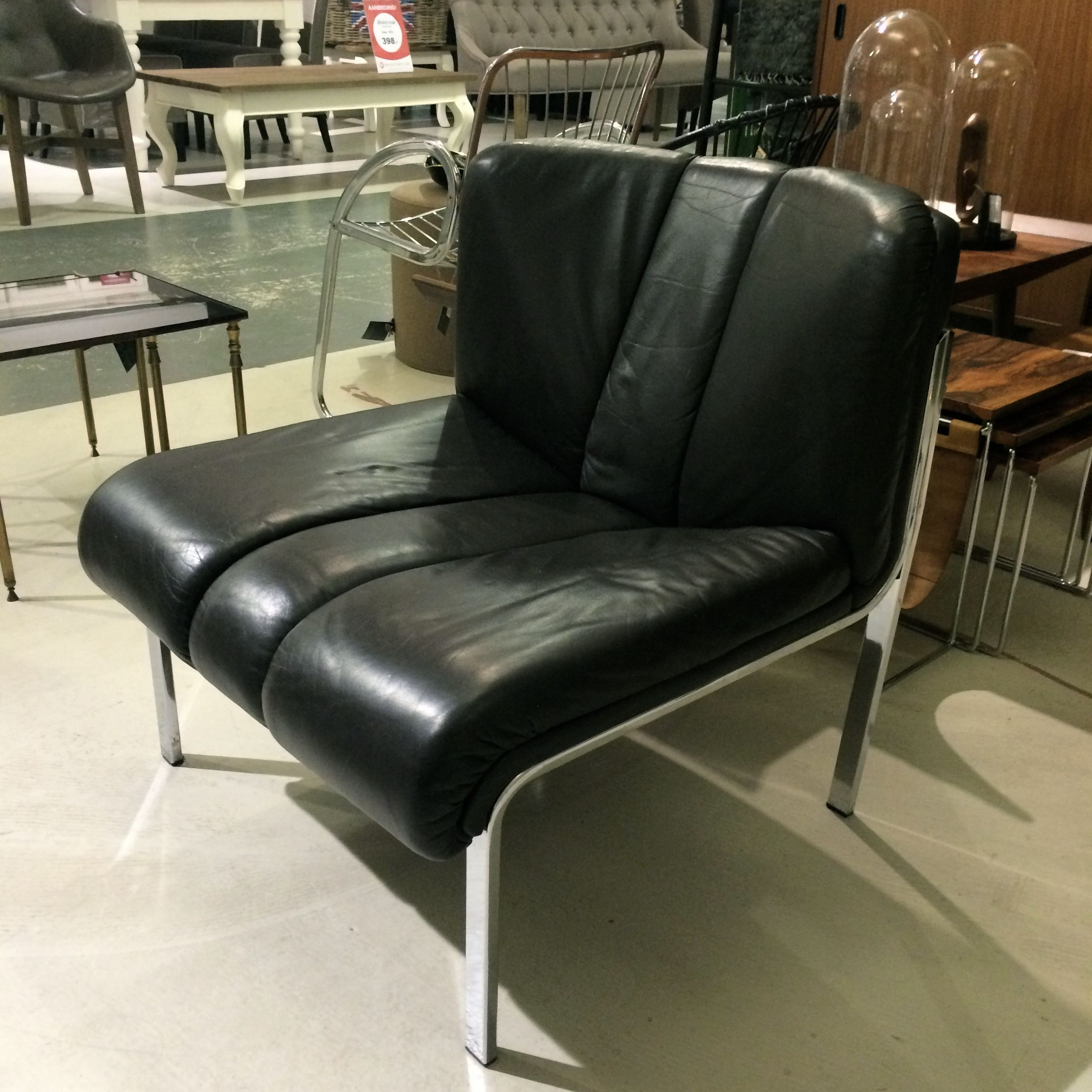 chair portfolio view from collection alpha walter retros lounge art knoll leather