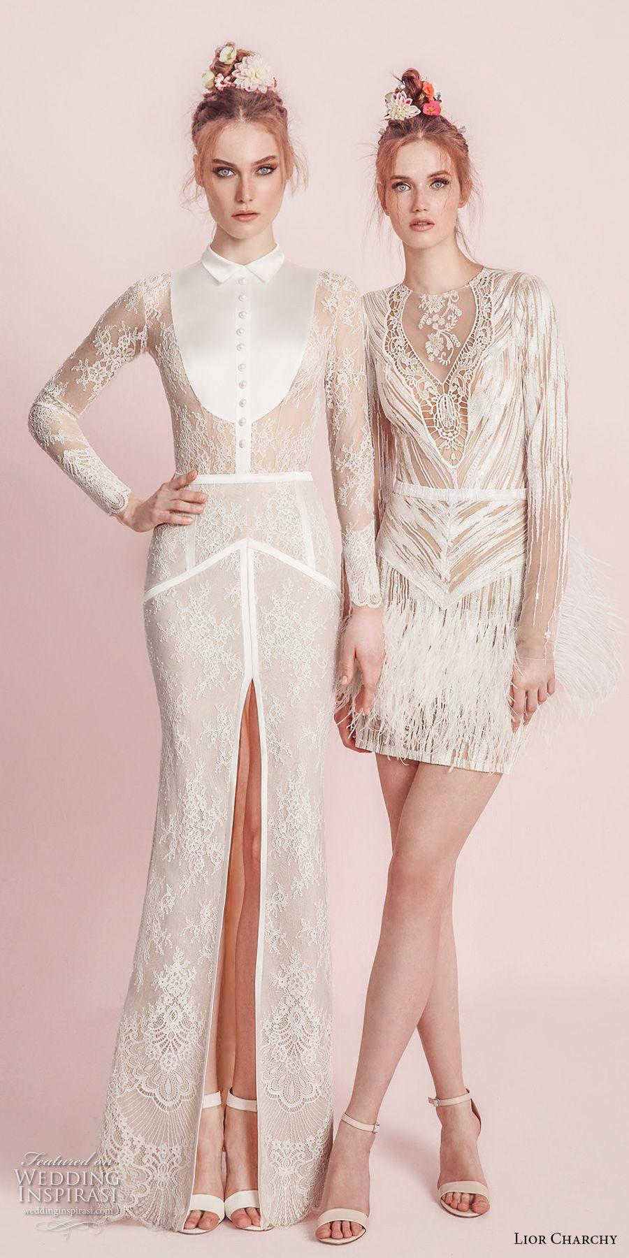 Lior Charchy Spring 2017 Wedding Dresses | Hochzeitskleid