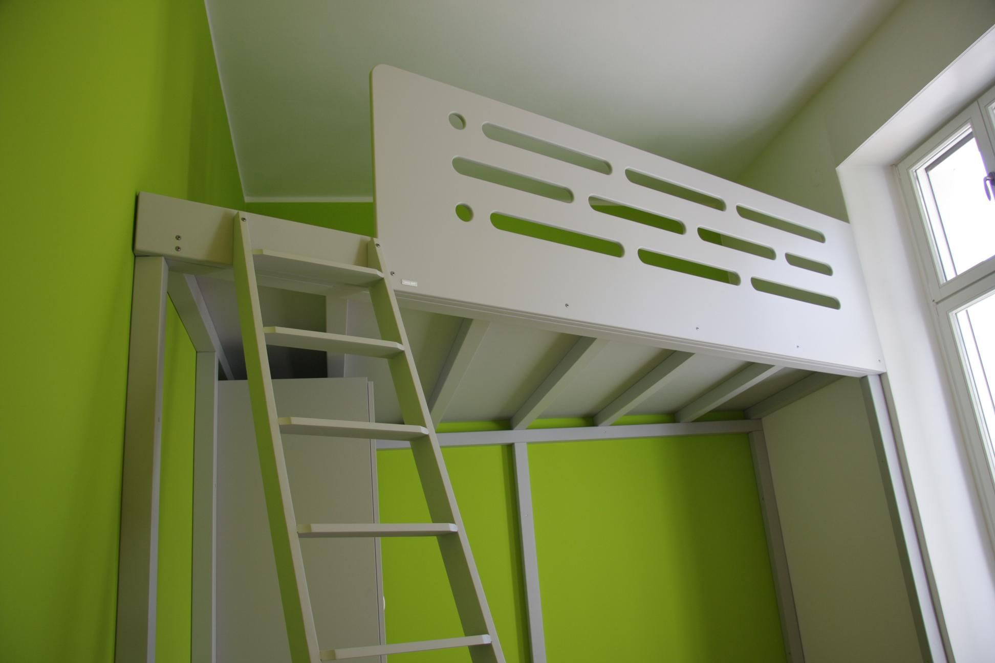 hochbett berlin menke concept gmbh hochetagen galerien kinderbetten tischlermeister. Black Bedroom Furniture Sets. Home Design Ideas