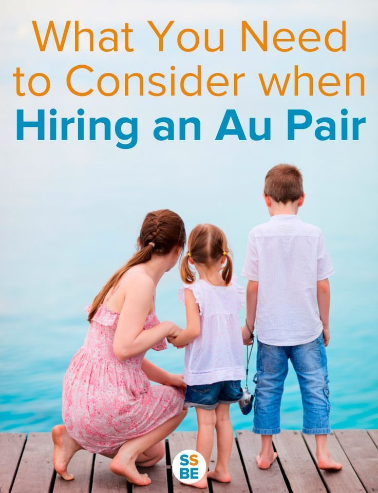 What Does an Au Pair Do? Au pair, Pairs, Travel jobs