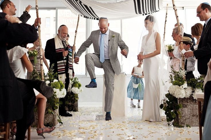 Breaking The Gl At A Wedding Ceremony And 6 Other Beautiful Rituals To Incorporate Into Your Day