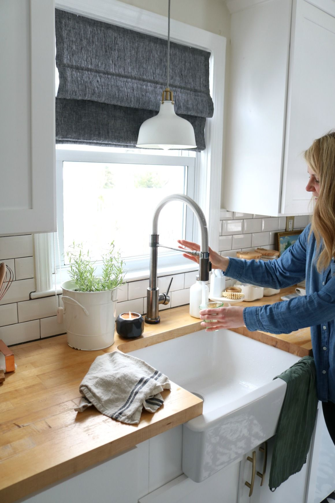 Photo of How to Mix Metals in the Kitchen and our Kitchen Faucet – Nesting With Grace