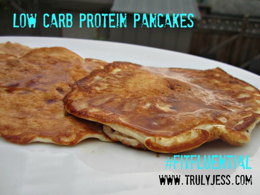 Cottage Cheese U003d One Three Pancake Batter Each) Pancake. A Serving Of Cottage  Cheese Is And Has A Whopping 4 Carbs, So This Recipe Could Easily Be ...