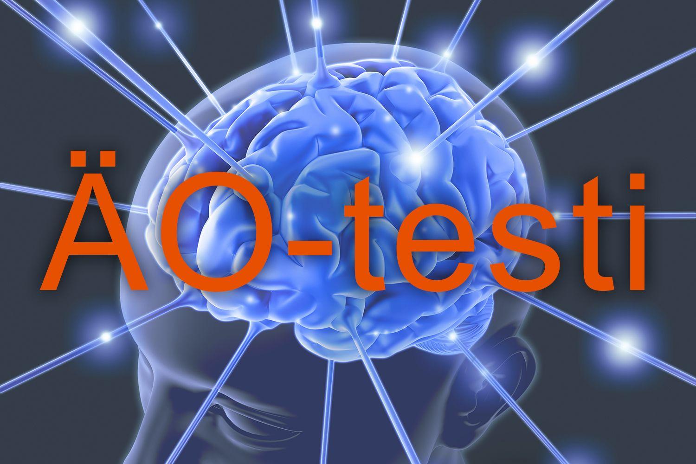 Ilmainen ÄO-testi:Miten älykäs olet?  http://tieku.fi/ihminen/aivot/ao-testi/ilmainen-ao-testi-tieteen-kuvalehden-suomenkielinen-ao-testi