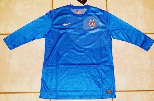 NIKE USA National Team BLUE Player Issue Women s Soccer Jersey  soccer uswnt  usmnt ussoccer usa jerseys worldcup 1d327b7c6