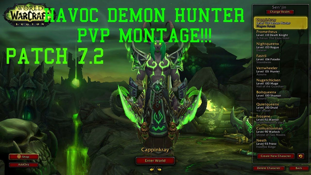 Best pvp wow
