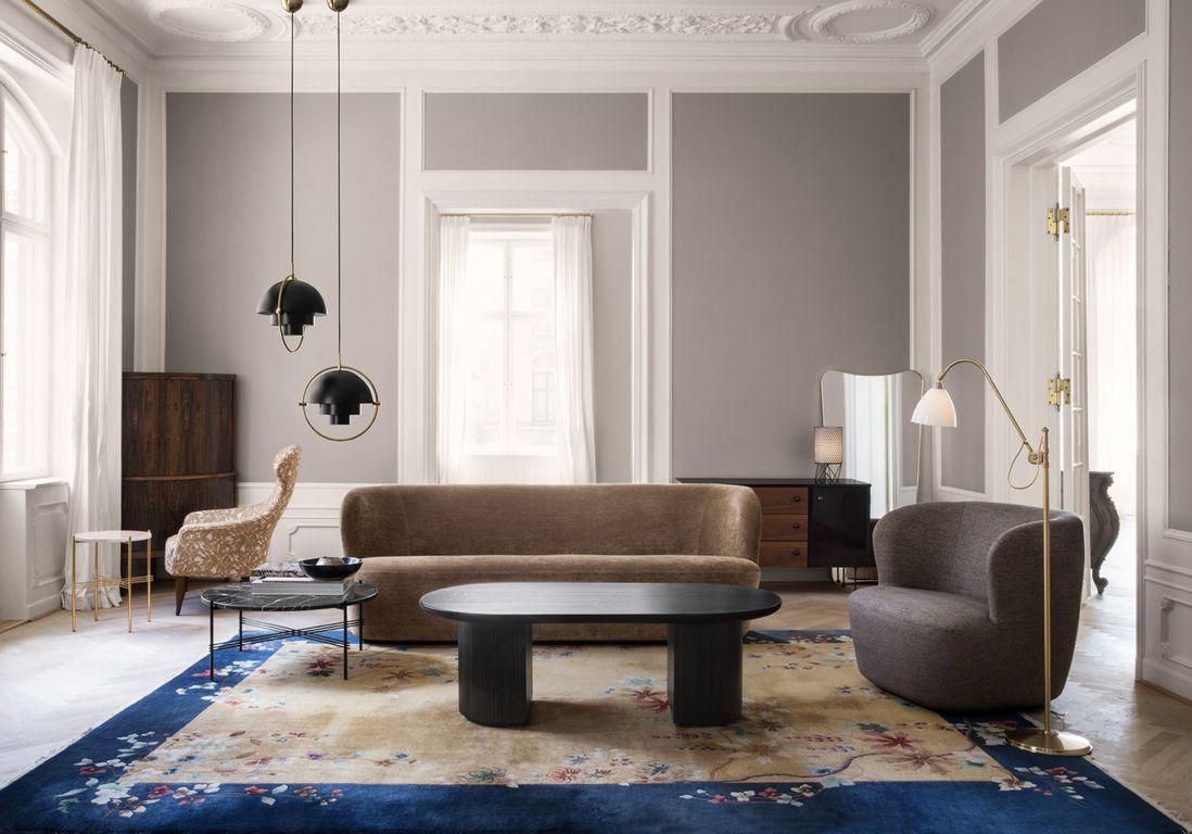 Un salon gris pour une déco chic et intemporelle | Salon gris, Déco salon et Salon