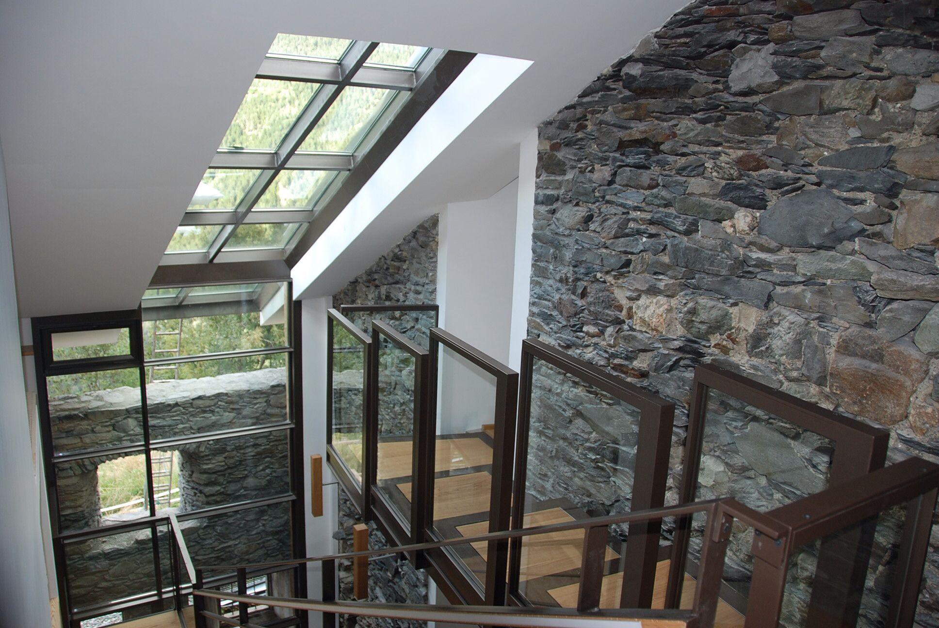Mineral Lodge Covermetal Atelier D Architecture Christian