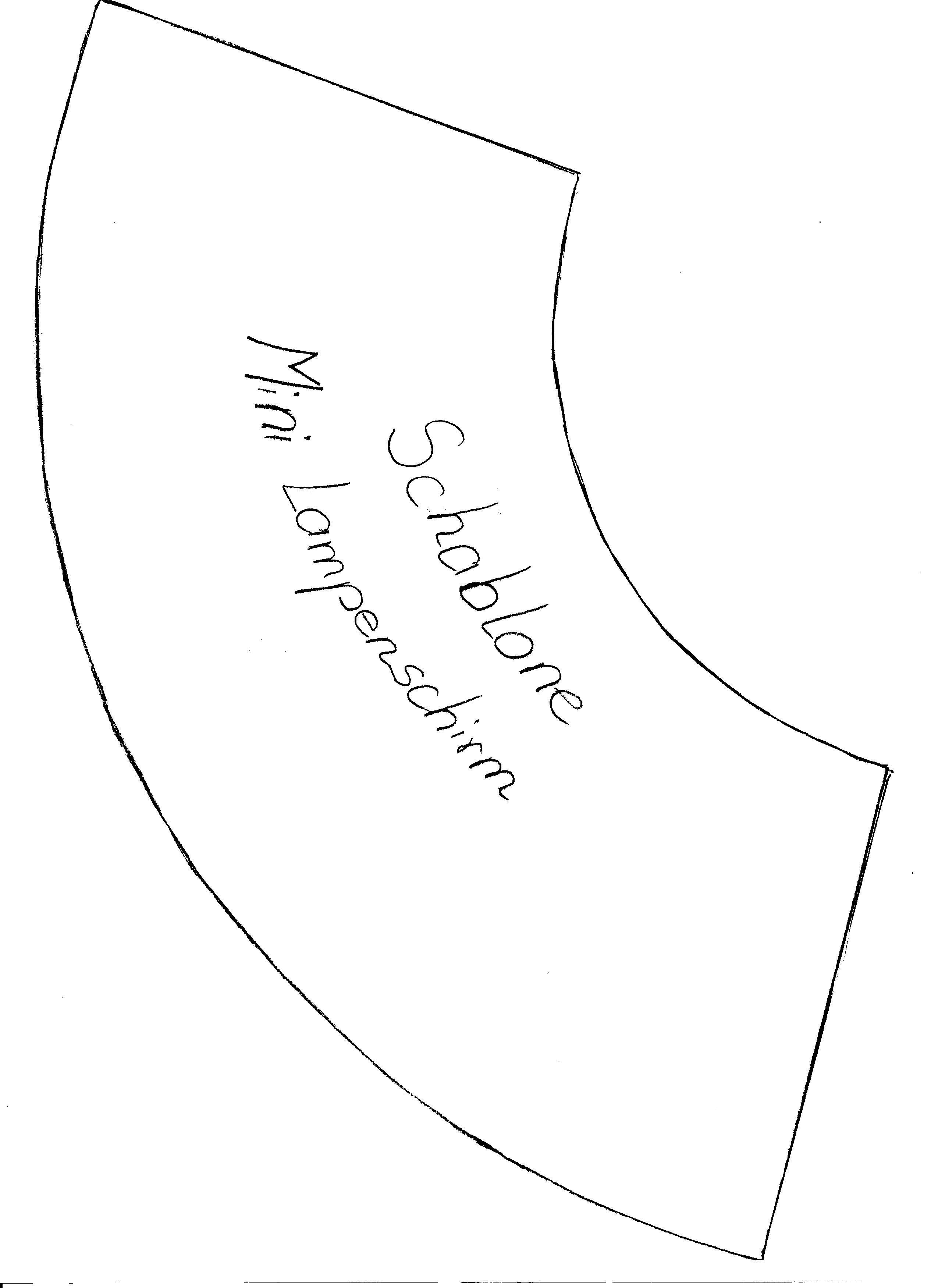 schablone-lampenschirm-001.jpg (2550×3501) | Tarjetas con forma ...