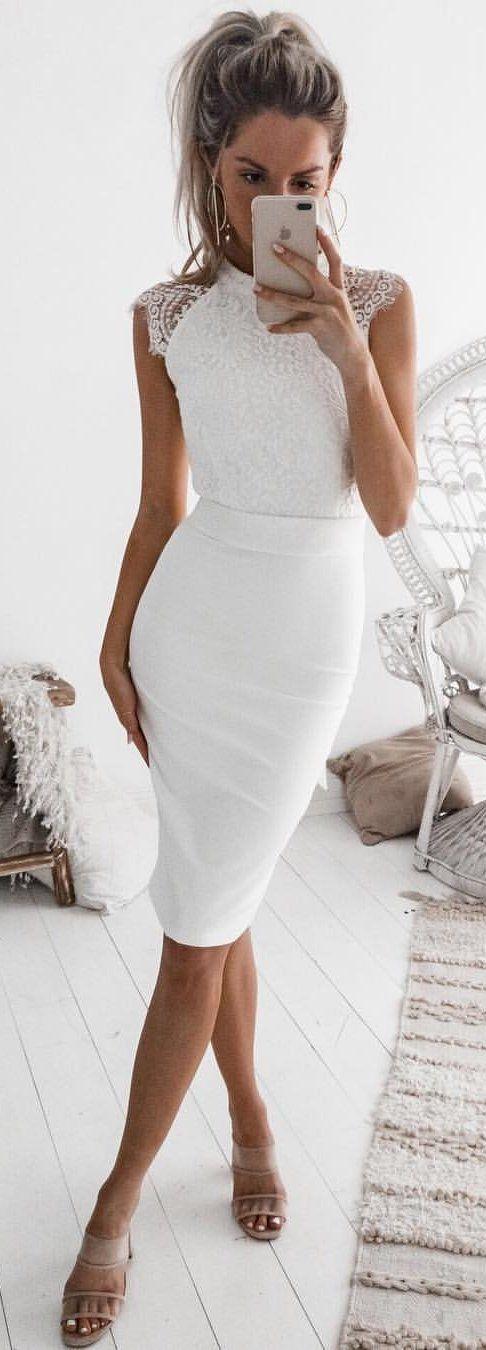 Über 100 magische Outfit-Ideen, um diesen Winter mit Stil zu beenden - Ultimative Kollektionen von Kleidern | AlaydaAmara.ml #summerdinneroutfits