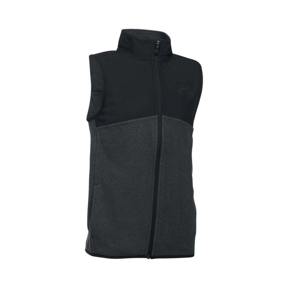 6a5e24a9fe Under Armour Boys' UA Phenom Vest | Products | Under armour, Vest, Black