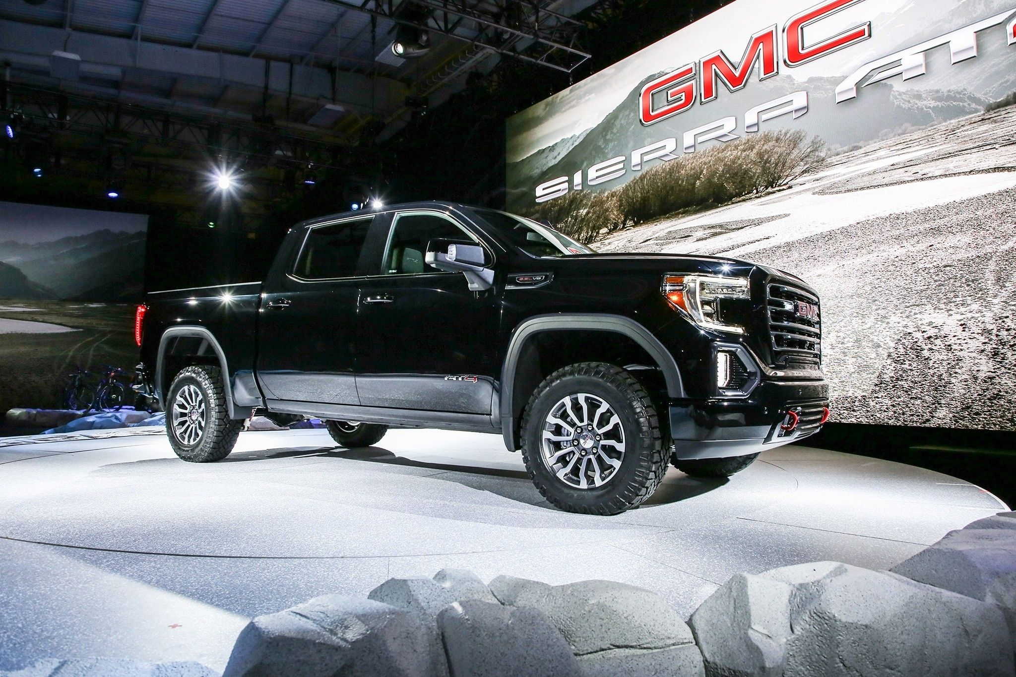 2019 Gmc Sierra 2500hd First Drive Car Gallery Gmc First Drive Gmc Sierra