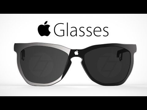 0f32936f1c3 Apple Smart Glasses - The Future of Wearable Tech! - YouTube