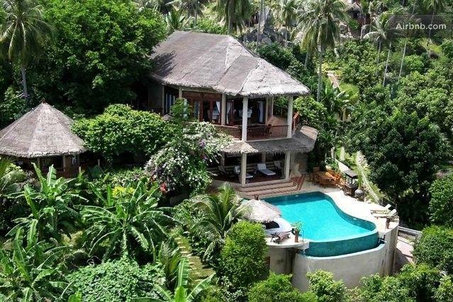Eden Rock Villa: Elevate Yourself in Ko Samui