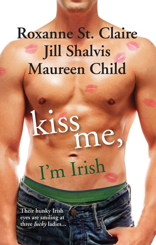 We love this fun and flirtatious cover and want to spread some of the Irish luck with you. Tell us…would you like to find this lucky lad at the end of your rainbow? ♥