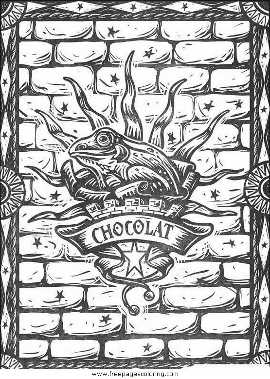 harry potter coloring pages free | harry_potter_30 cartoons | ideas ...