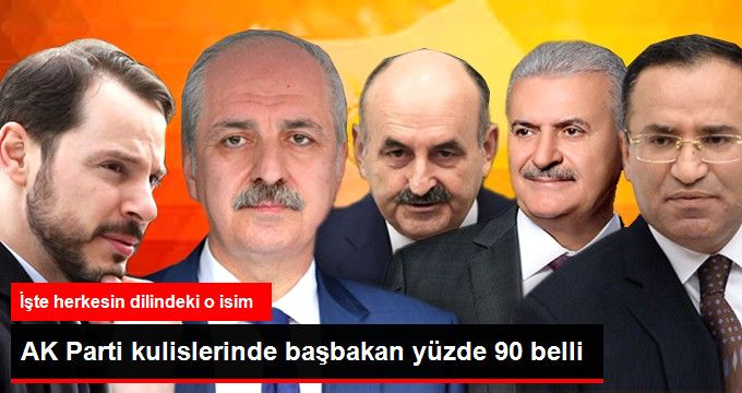 AK Parti Kulislerinde Binali Yıldırım İsmi Ön Plana Çıktı | Devriye Haber